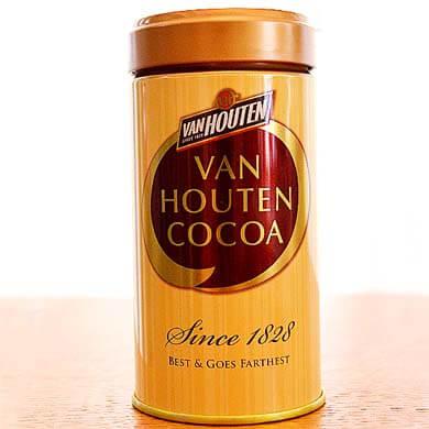 バンホーテン 通常缶