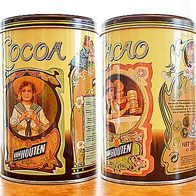 バンホーテン ノスタルジック 缶