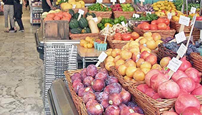 スーパー野菜 農薬