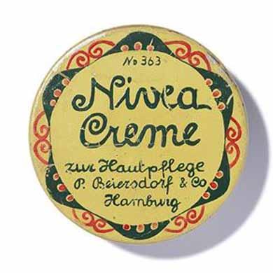ニベア缶初代