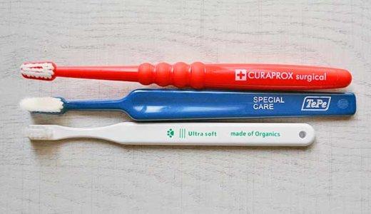 愛犬が歯周病になった時に使う歯ブラシ3種類!使用してみた比較とレビュー
